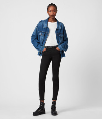 AllSaints Piper Denim Jacket