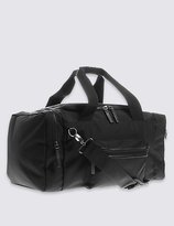 M&S Collection Scuff Resistant Cordura® Holdall
