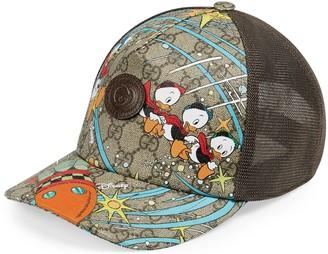 Gucci Disney x Donald Duck baseball hat