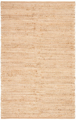 """Jaipur Living Clifton Natural Solid Tan/White Area Rug, 3'6""""x5'6"""""""
