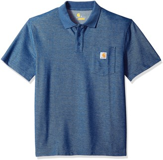 Carhartt Men's ContractorS Work Pocket Polo Shirt