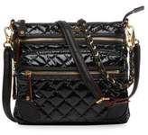 MZ Wallace Crosby Soho Leather Crossbody Bag