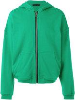 Haider Ackermann zipped hoodie