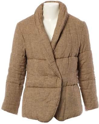 Isabel Marant Beige Linen Coats