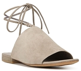 Vince Women's Damon Suede Lace Up Slide Sandals