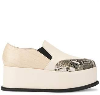 G.V.G.V. slip-on platform loafers