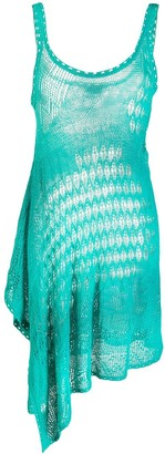 Missoni Pre Owned 1980's Open Weave Tank