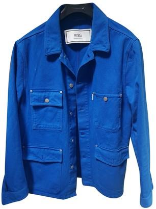 Ami Blue Denim - Jeans Jackets