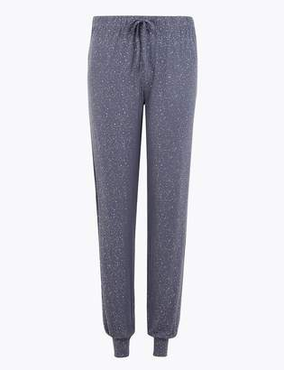 M&S CollectionMarks and Spencer Foil Print Pyjama Bottoms