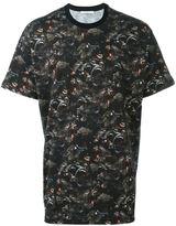 Givenchy baboon print T-shirt