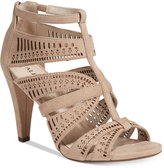 Alfani Women's Chloey Cutout Dress Sandals, Only at Macy's