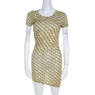 Louis Vuitton Yellow Cotton Dress for Women
