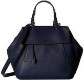 Tory Burch Half-Moon Satchel Satchel Handbags