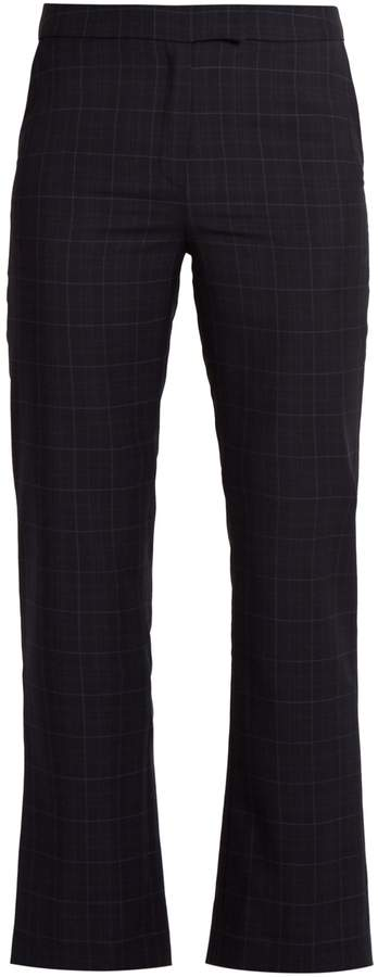 Osman Yasmin wool trousers