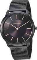 Calvin Klein Minimal Watch - K3M21421 Watches