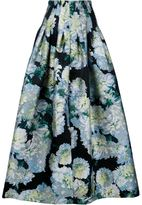 ADAM by Adam Lippes floral jacquard full skirt