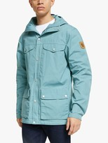 Fjallraven Greenland Water Resistant Jacket, Clay Blue