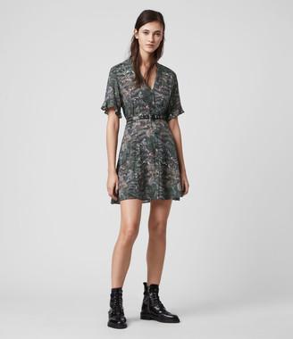AllSaints Fay Paradeep Dress