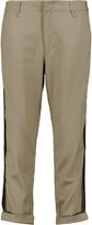 Rag & Bone Twill straight-leg pants