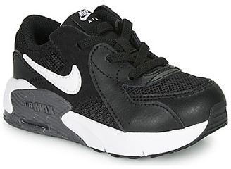 Nike EXCEE TD girls's Shoes (Trainers) in Black