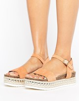 Faith Joss Espadrille Flatform Sandals