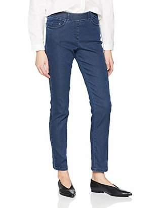 Raphaela by Brax Women's LAVINA   Super Slim   12-6207 Skinny Jeans, Blue (Stoned 25), W27/L32, 10S (Manufacturer Size: 36K)