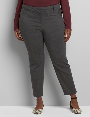 Lane Bryant Signature Fit Sim Ankle 4-Season Pant