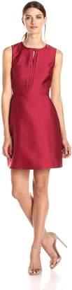 Erin Fetherston Erin Women's Eliza Silky Twill A-Line Dress