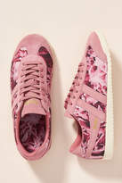 Gola Rose Leather Sneakers