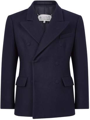 Maison Margiela Tailored Pea Coat