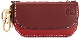 Loewe Gate Smooth Leather Mini Wallet