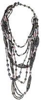 Erickson Beamon Multistrand Bead Necklace