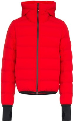 MONCLER GRENOBLE Padded Feather Down Jacket