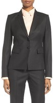 BOSS Women's Jiwina Stretch Wool Jacket