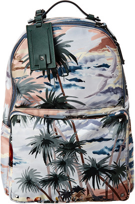 Valentino Hawaiian Couture Backpack