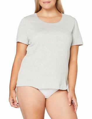 Damart Women's T-Shirt Manches Courtes FINE COTE
