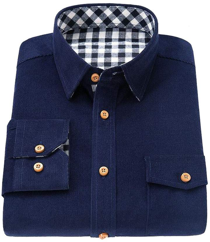 4cffca91 Dark Blue Long Sleeved Top Men - ShopStyle Canada