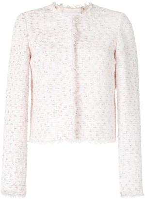 Giambattista Valli Boucle-Tweed Jacket
