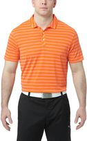 Puma Mixed Stripe Crest Golf Polo Shirt