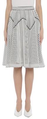 ZAC Zac Posen Knee length skirt