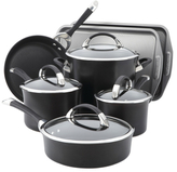 Circulon Symmetry Cookware and Bakeware Set (11 PC)