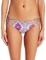O'Neill Women's Mandala Notch Side Bikini Bottom