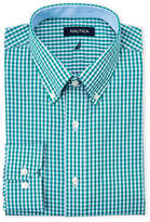 Nautica Gingham Dress Shirt