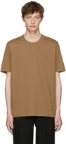 Jil Sander Brown New Fit T-Shirt