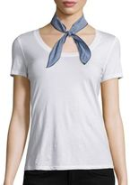 Donni Charm Gigi Cotton Neckerchief
