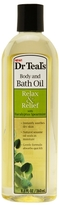 Dr. Teal's Body & Bath Oil Eucalyptus Spearmint