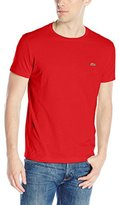 Lacoste Men's Short Sleeve Jersey Pima Regular Fit Crew Neck T-Shirt