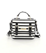 Kate Spade Girls' Scout Striped Cross-Body Bag