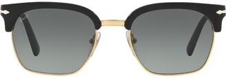 Persol Wayfarer Square-Frame Sunglasses