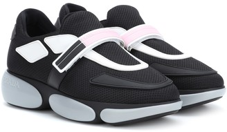 Prada Cloudbust fabric sneakers